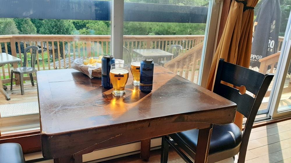 Bière Jouvence à partager